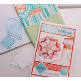 Indulgence pin cushion kit - English paper piecing