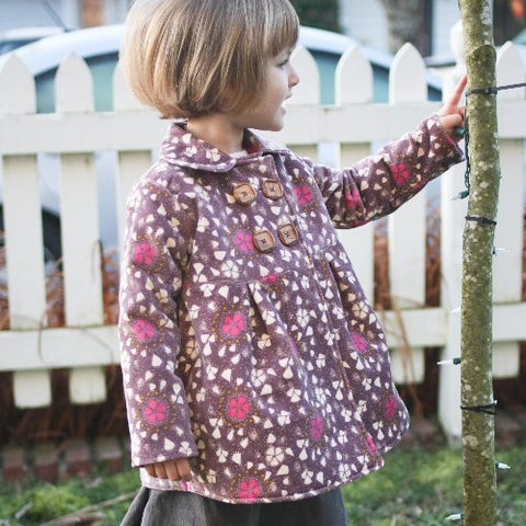 Little Serendipity Coat Pattern