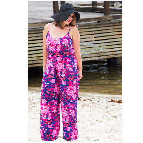 The Jet Set Jumpsuit and Wide Leg Pants