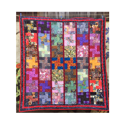 A Swag Full of Stories Quilt Kit