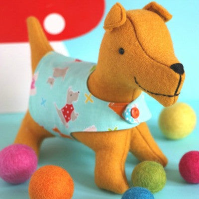 Spanner Soft Toy Pattern