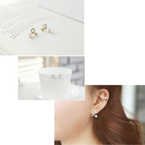 Aksesoris Anting Wanita Vernyx Twistted - VERNYX