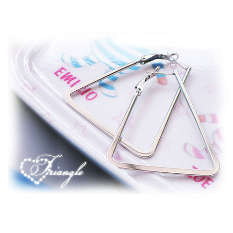 Perhiasan Anting Wanita Vernyx Triangle - VERNYX