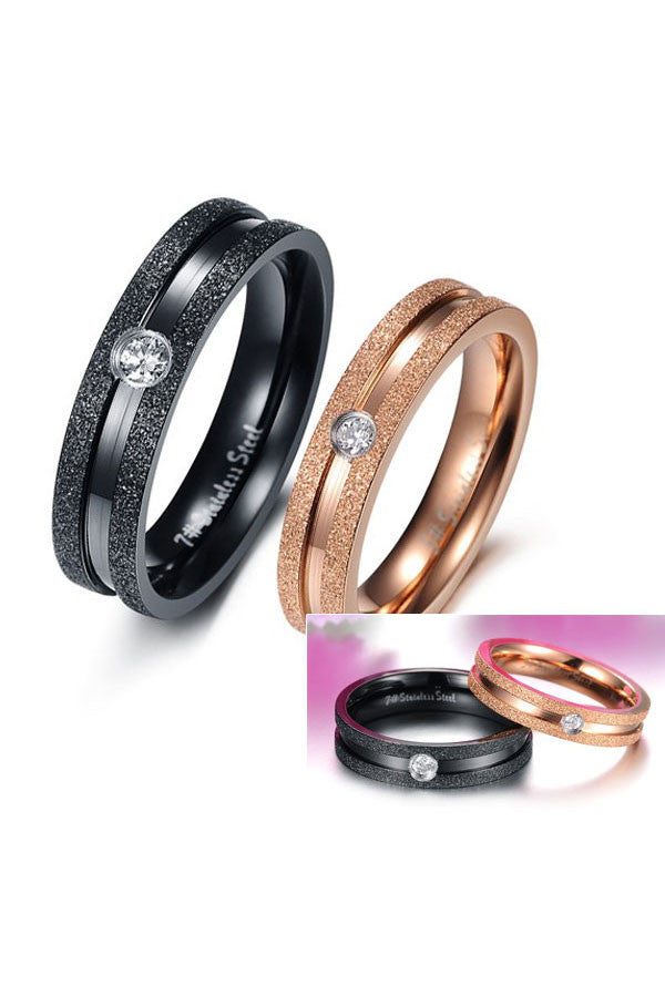 Perhiasan Cincin Couple Pasangan Vernyx Everlasting Love - VERNYX