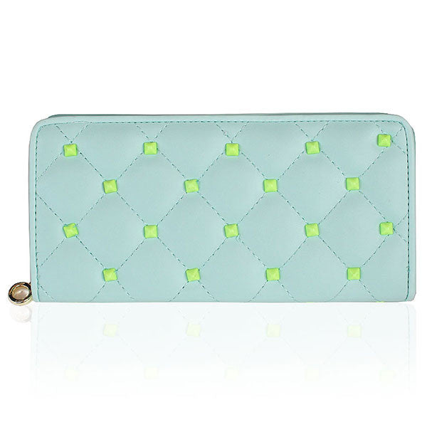 Dompet Panjang Wanita Tangle Tango Square Dot - VERNYX