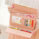 Dompet Panjang Wanita Tangle Tango Ribbon Line