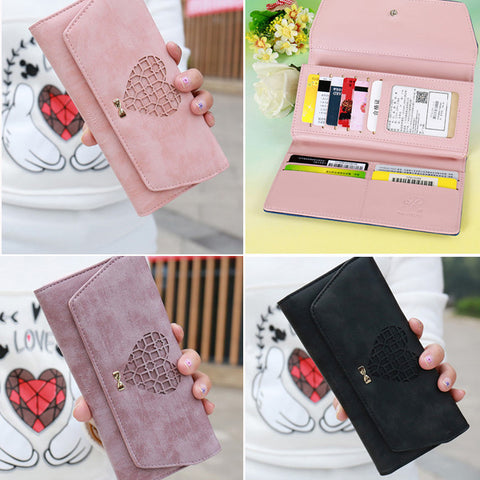 Dompet Panjang Wanita Pretty Zyx Love Window