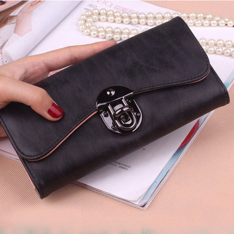 Dompet Panjang Wanita Vernyx Form Simple