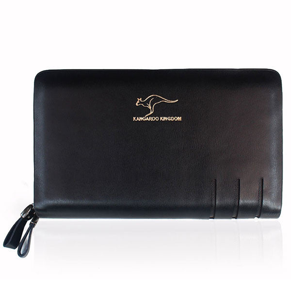 Dompet Panjang Pria Kangaroo Kingdom Multifuction - VERNYX
