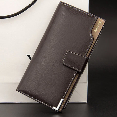 Dompet Panjang Pria Baellerry Dual Sidelush - VERNYX
