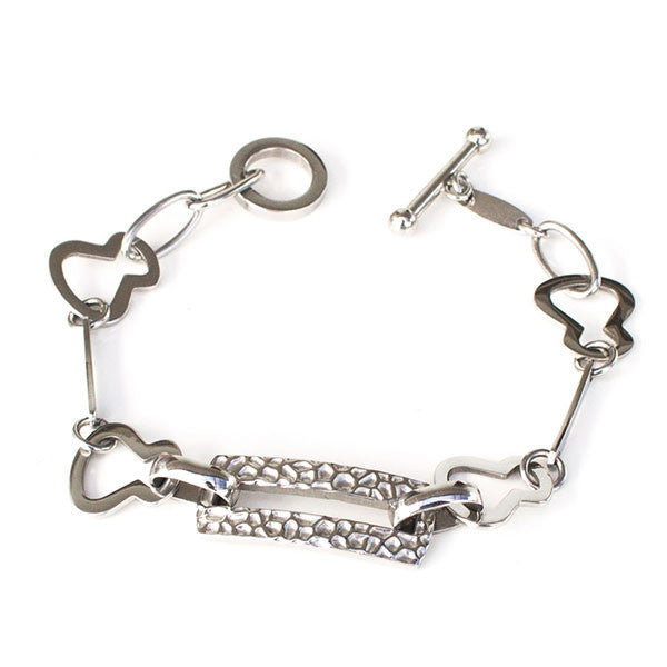 Perhiasan Gelang Stainless Wanita Vernyx Blink Ornament