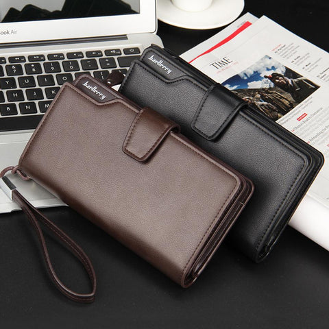 Dompet Pria Panjang Baellerry Sidestream - VERNYX