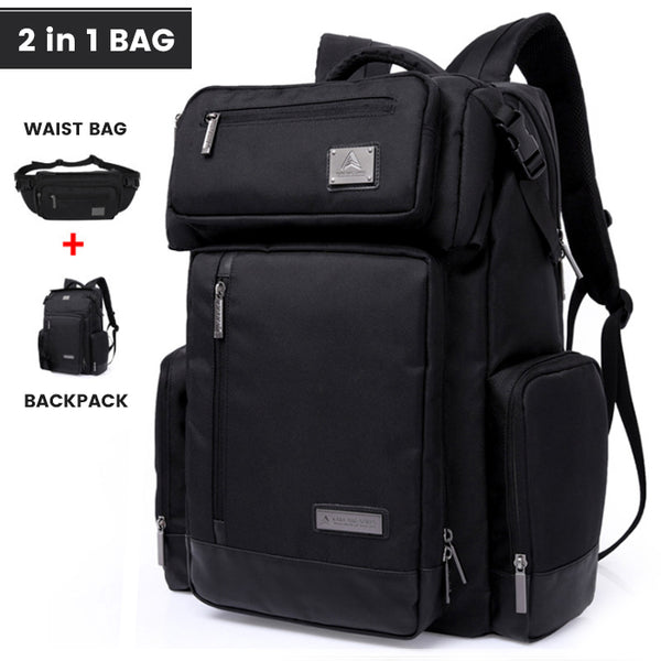 Tas Ransel Pria Fussion Backpack 3 in 1