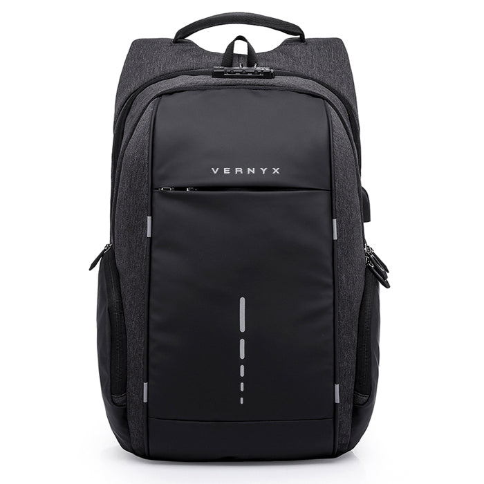 Tas Ransel Punggung Pria Vernyx Anti Theft Chrimerz Secure Backpack - VERNYX