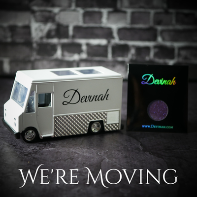 Devinah's On The Move