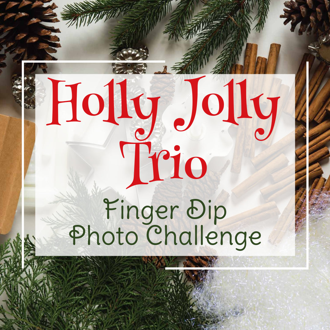 Holly Jolly Trio Photo Challenge