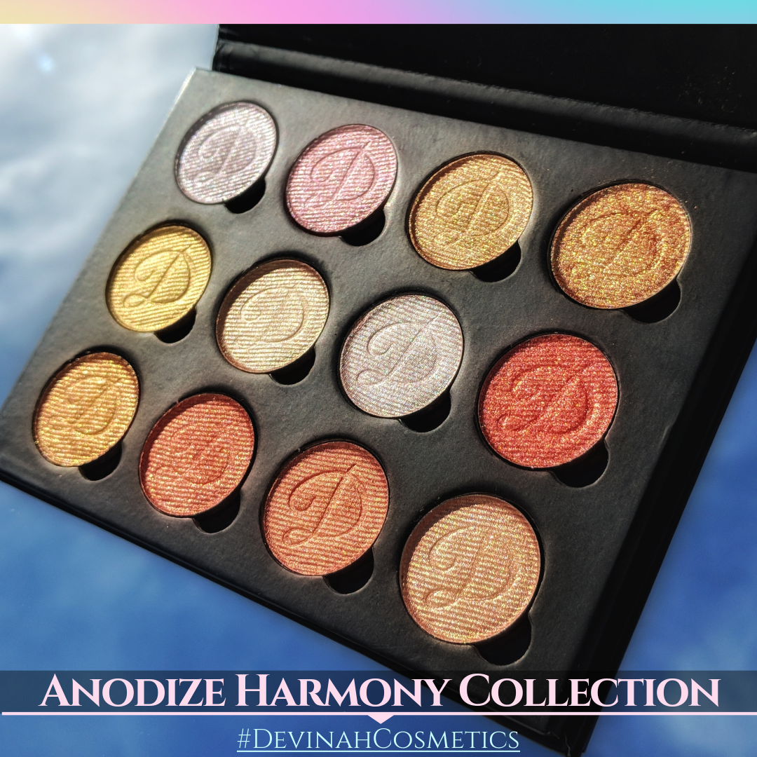 Melted Metals Anodize Harmony Collection Set