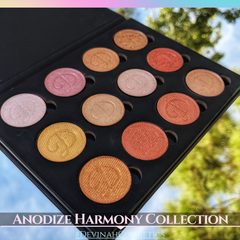 Anodize Harmony Collection - Melted metals