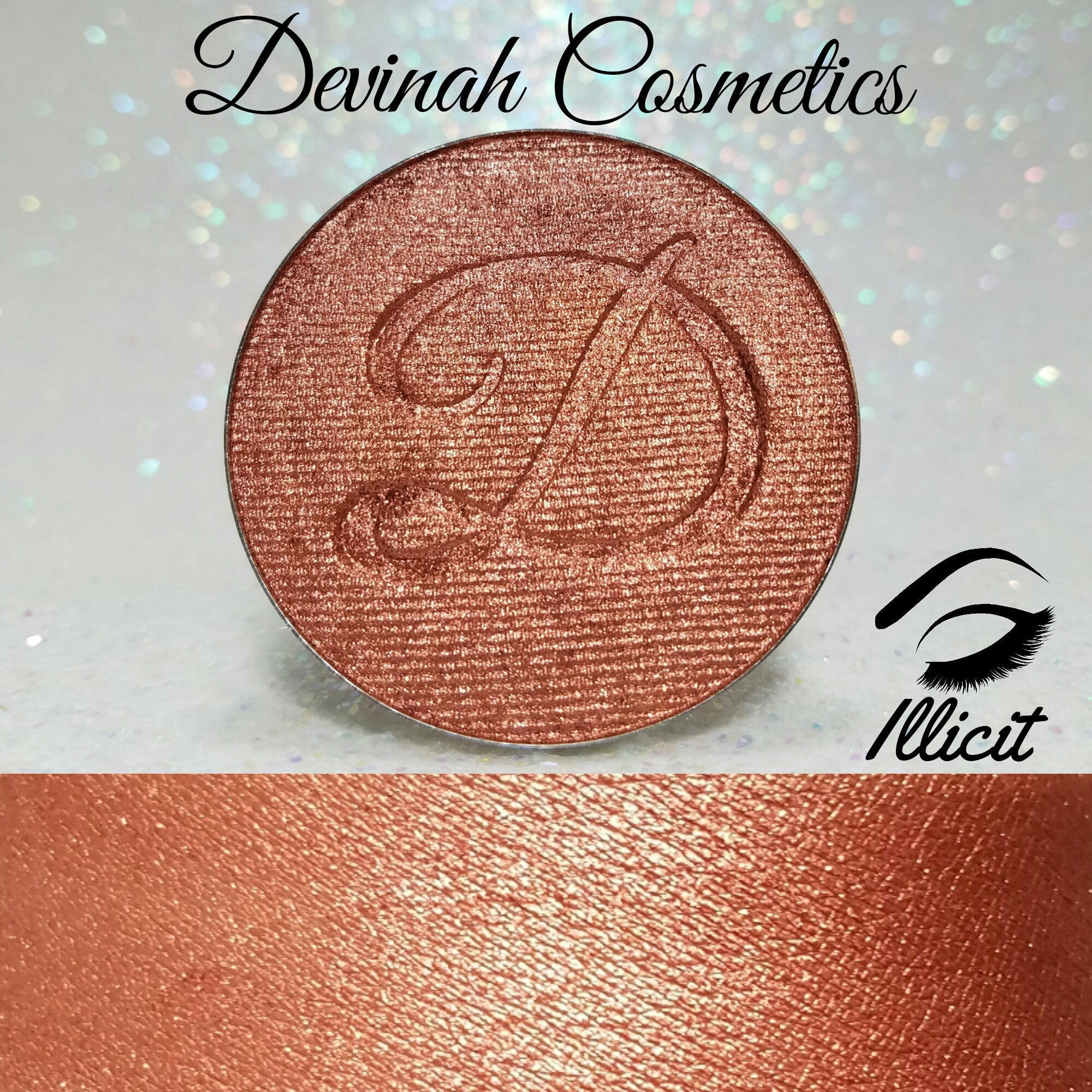 ILLICIT Pressed Pigment