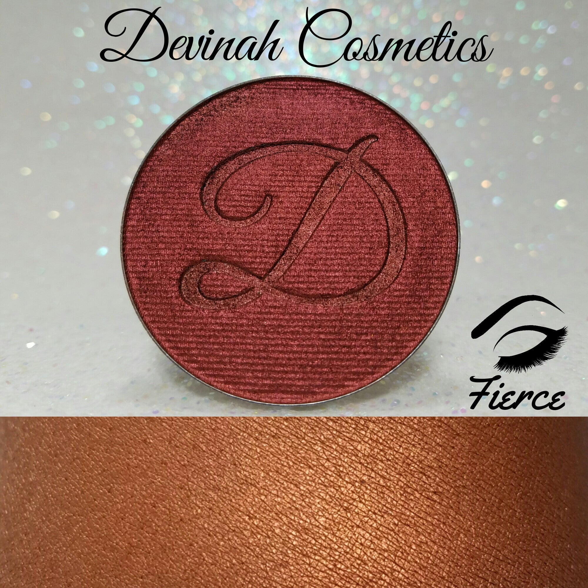 FIERCE Pressed Pigment