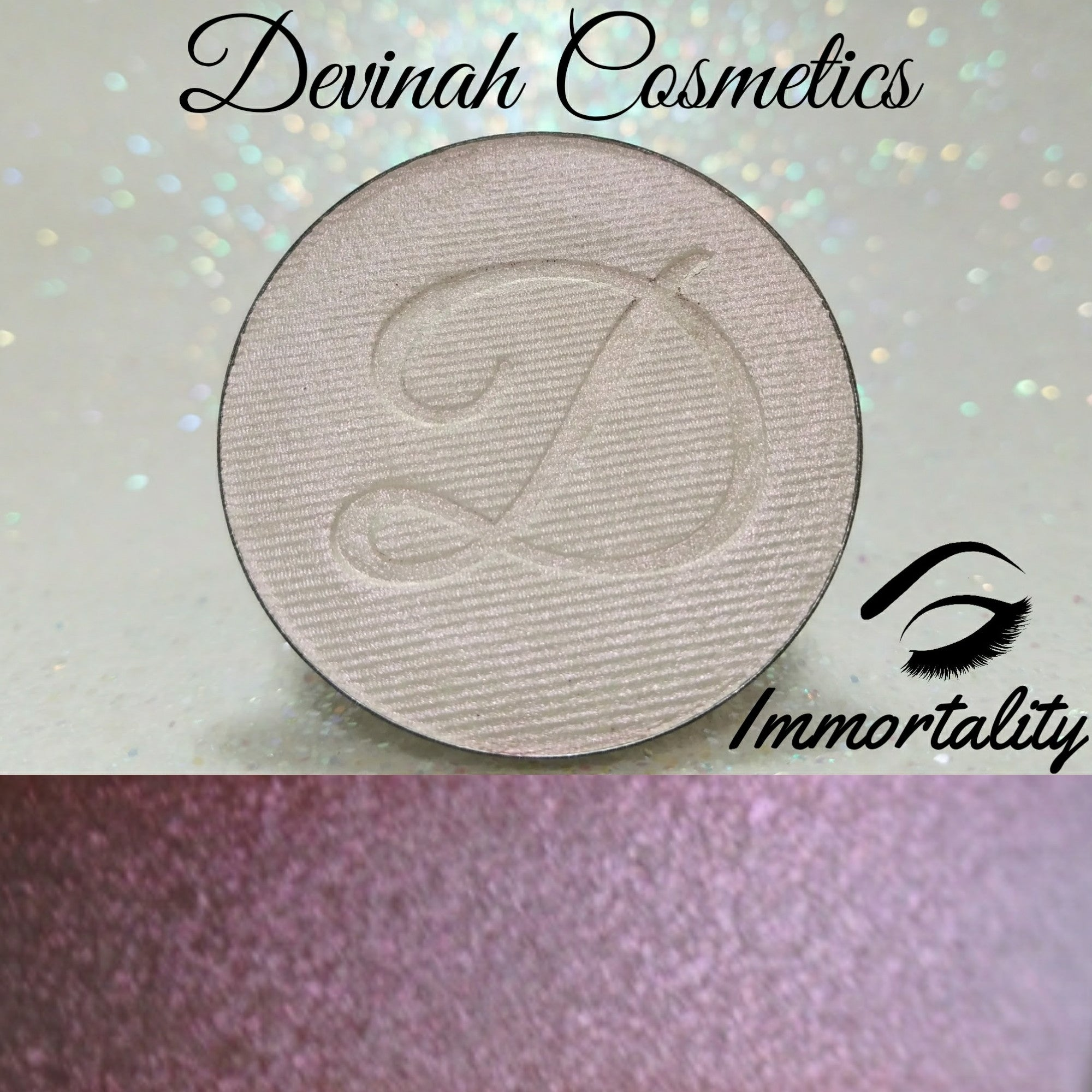 IMMORTALITY Iridescent Face and Body Highlighter