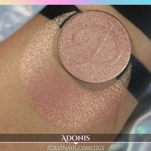 ADONIS Face and Body Highlighter