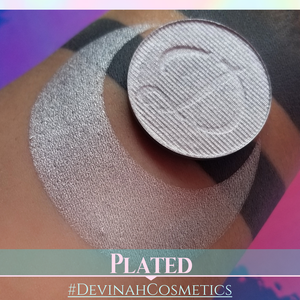 PLATED Pressed Pigment