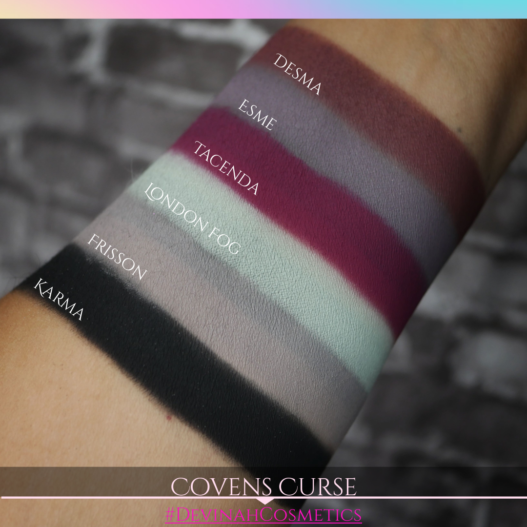COVENS CURSE Matte Bundle