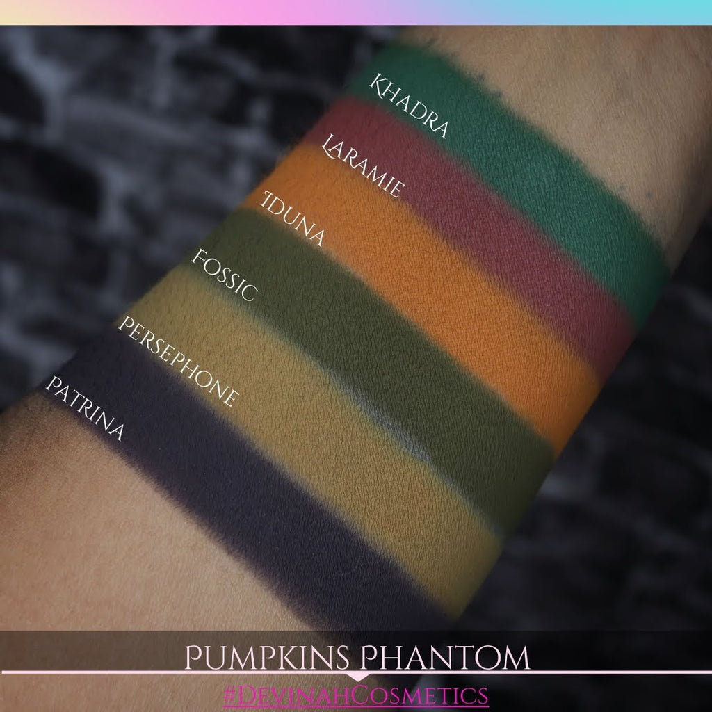 PUMPKINS PHANTOM Matte Bundle