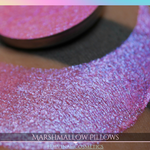 Marshmallow Pillows Glitter Multichrome Duochrome Color Morph Pressed Pigment Eyeshadow