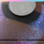 Puffles Sugar Drops sparkly eyeshadow