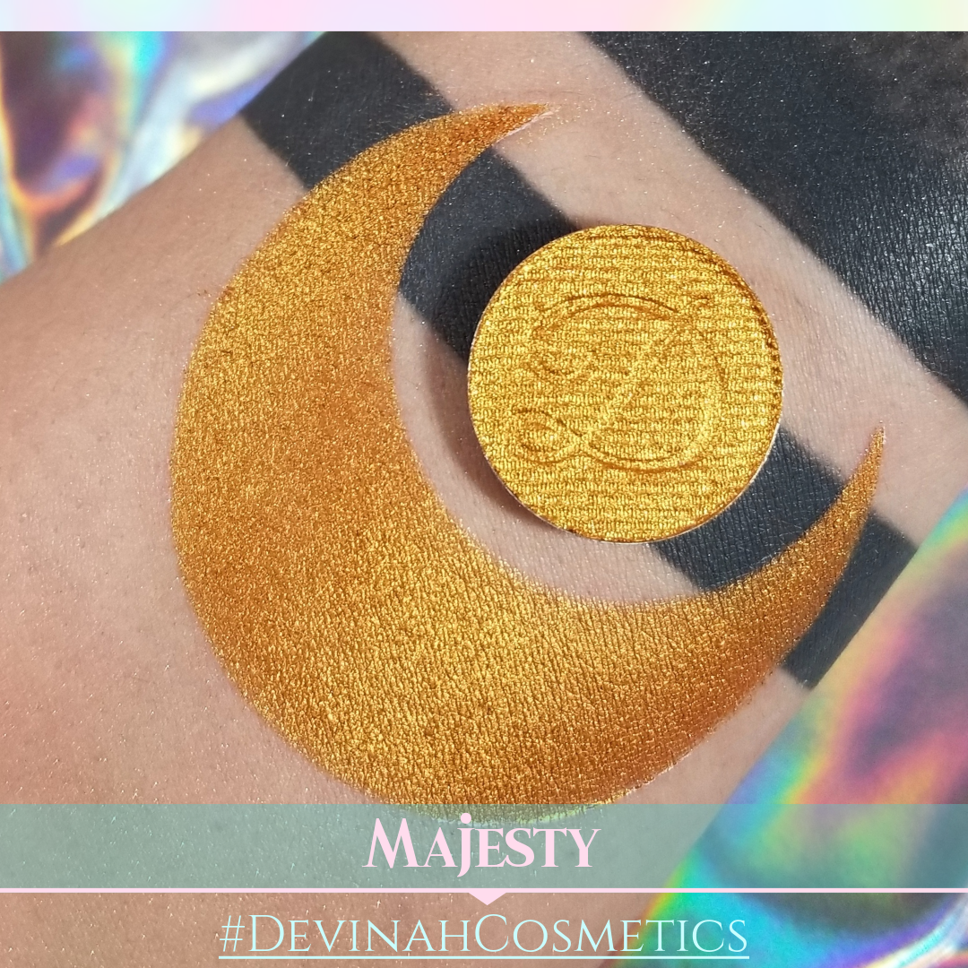 MAJESTY Pressed Pigment