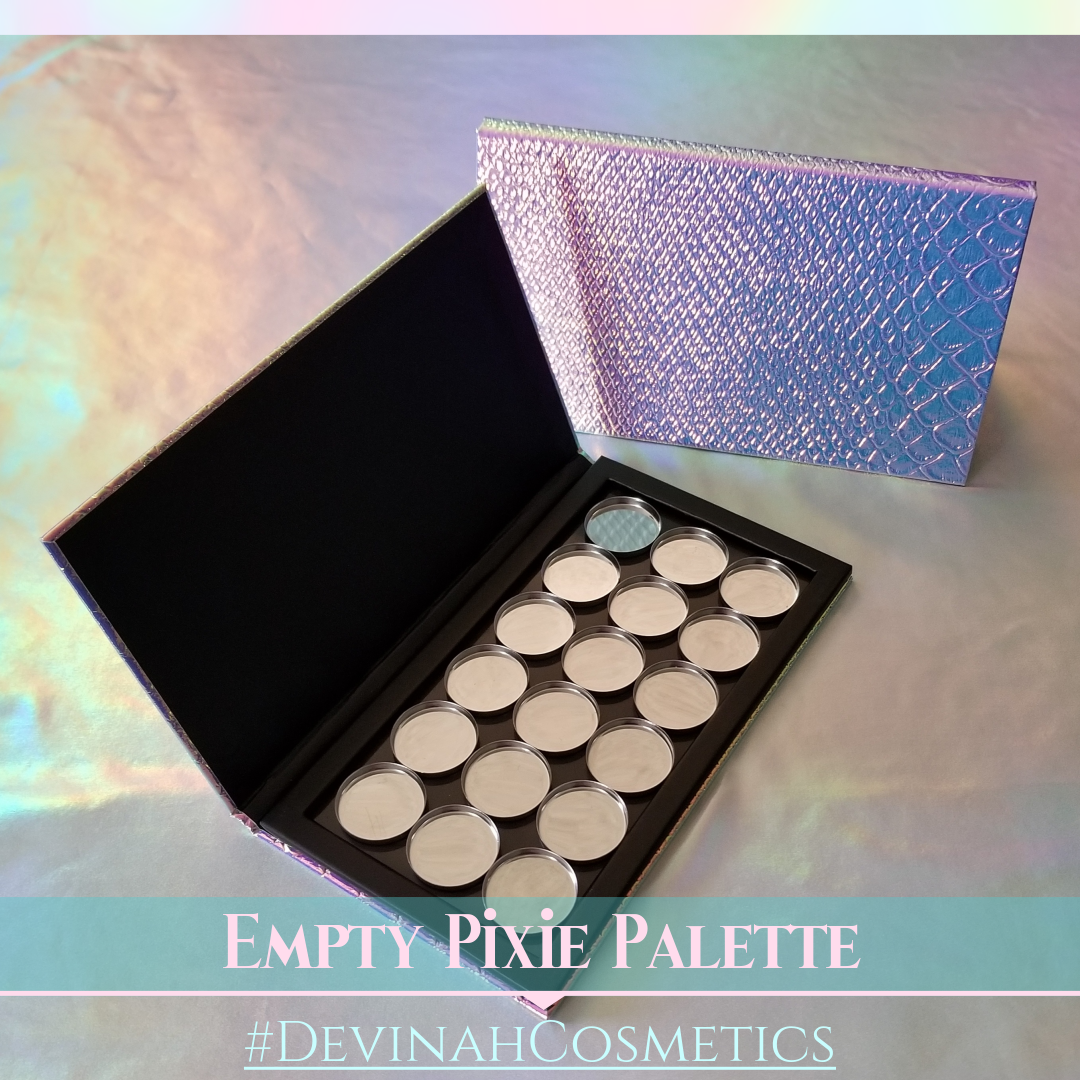 PIXIE Empty Custom Palette