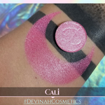 Shimmer shadow, pink, bubble gum, eye shadow