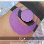 Matte eyeshadow, purple eyeshadow, violet eyeshadow, matte eye shadow