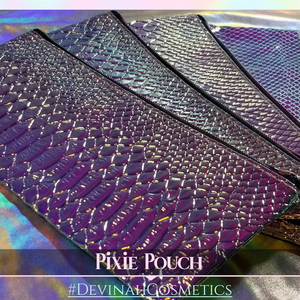 PIXIE POUCH Cosmetic Bag