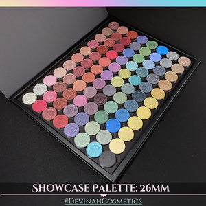 SHOWCASE 3XL Custom Palette (88 x 26mm)