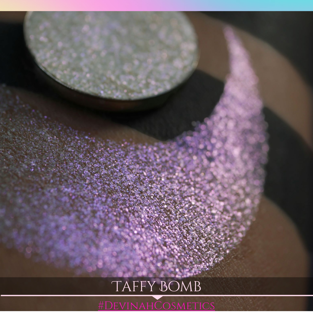 Taffy Bomb Sugar Drops sparkly eyeshadow