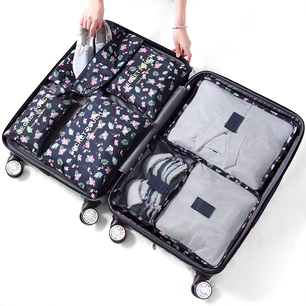 Buy Luggage Suitcases Backpacks In Hong Kong The 6 1 Secret Pouch Bag Organiser Bgo 15 Organizer