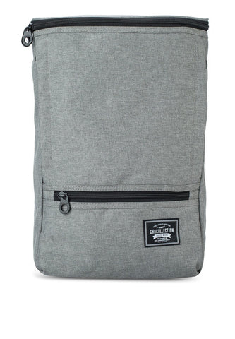CHOCOLLECTION Bag CHC Cube Backpack Charcoal