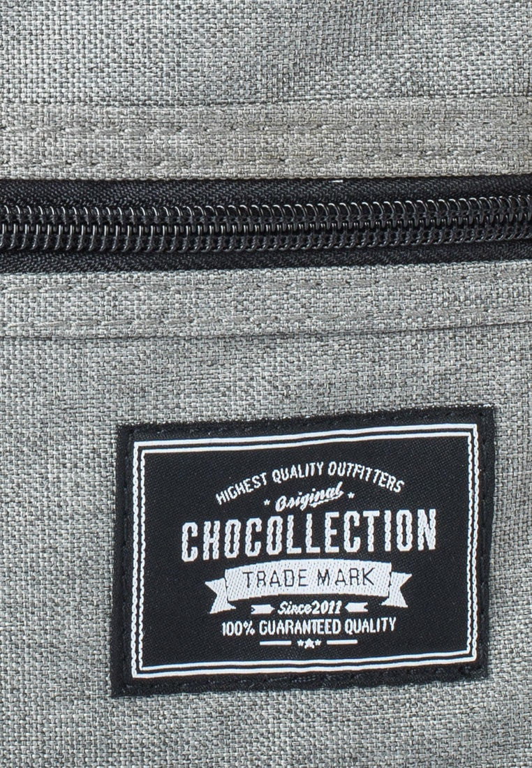 CHOCOLLECTION Bag CHC Cubie Backpack Charcoal