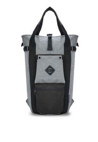 CHOCOLLECTION Bag CHC Louis 2-Way Backpack Charcoal