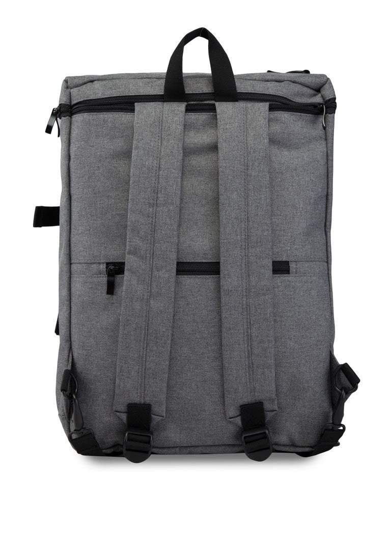 CHOCOLLECTION Bag CHC Madison 2-way Backpack Charcoal