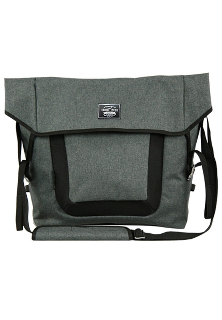 CHOCOLLECTION Bag CHC Rider Bag Charcoal