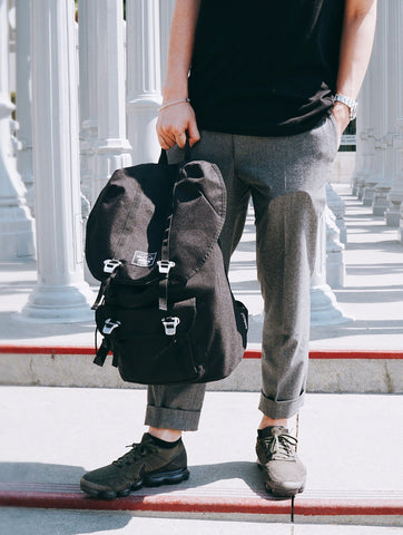 CHOCOLLECTION Bag CHC York All Day Backpack Galaxy Black