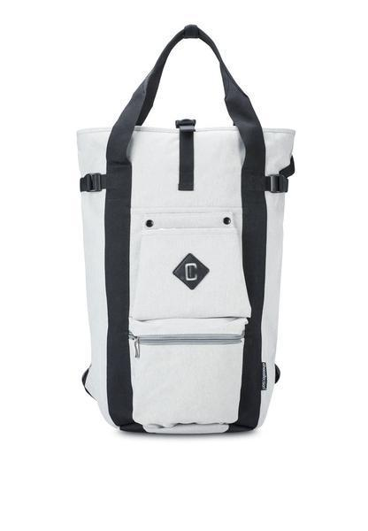 CHOCOLLECTION Bag Jazz Grey CHC Louis 2-Way Backpack