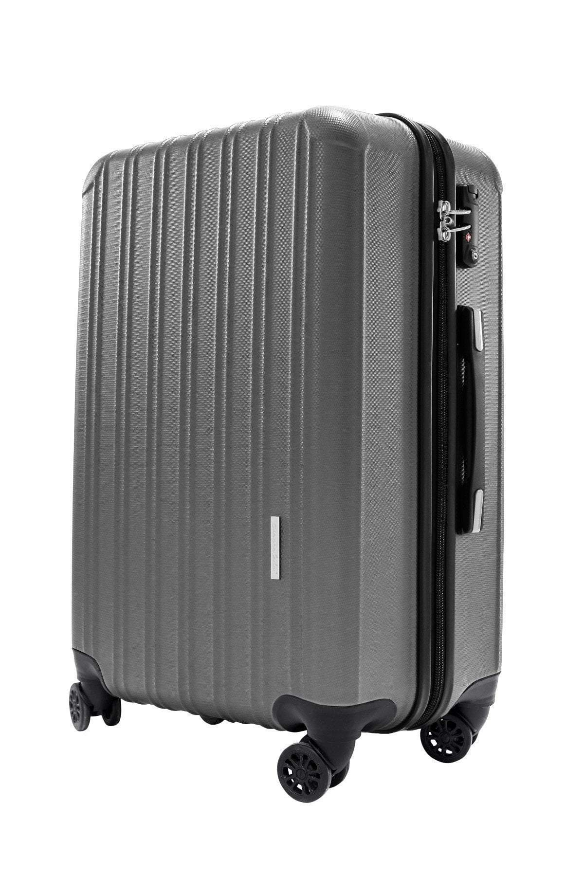CIOCCOLATO Suitcase 20 / 55 cm / Matte Grey Platinum