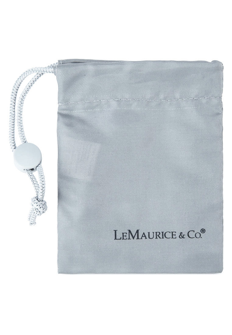 LE MAURICE & CO Goodies 4-In-1 Travel Kit Charcoal 4合1收納袋