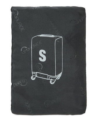 "LE MAURICE & CO Goodies Foldable Suitcase Cover 20""摺疊黑色型套"