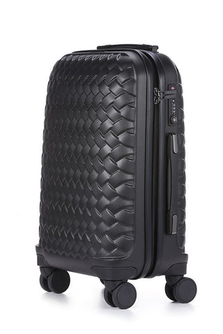 LE MAURICE & CO. PARISIAN Suitcase Medium 68 cm Matte Black 中型磨砂魅影黑
